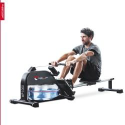 CHRISTOPEIT SPORT Rower machine WP 1000