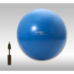 CHRISTOPEIT SPORT fitnesa bumba 75 cm/1.3 kg, zila