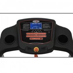 CHRISTOPEIT SPORT skrejceliņš TM 550S 18 km/h, LCD displējs, slīpums regulējas elektroniski