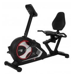 CHRISTOPEIT SPORT horizontālais velotrenažieris RS3 ergometr 10kg/150kg, class HA