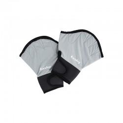 Fashy neoprena cimdi bez pirkst. ar klipsi, dažādi izmēri