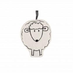 Termofors ar ķiršu kauliņu pildījumu  aitiņa ''Dolly''