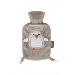 "Termofors 0,8 L ar velūra mazgājamu apvalku ""Pinguin Pia"""