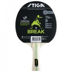 STIGA Break WRB 1* (concave) galda tenisa rakete