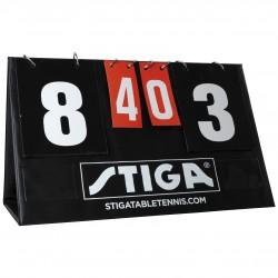 STIGA Scorer Big – skaitītājs liels ( melns )
