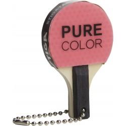 STIGA Breloks Super Minibat ( mini galda tenisa rakete ) Pure – Green/Pink