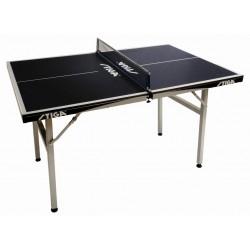 STIGA Mini Table  ar tīklu melns  (125*76*65cm)  STIGA GAMES