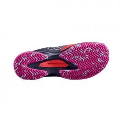 Wilson KAOS COMP W Fiery Cor/Ev Blue/Pink Glow