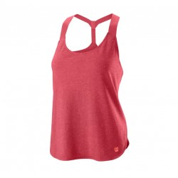 WILSON COMPETITION FLECKED TANK