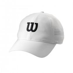 Wilson cepure ULTRALIGHT TENNIS CAP Wh OSFA