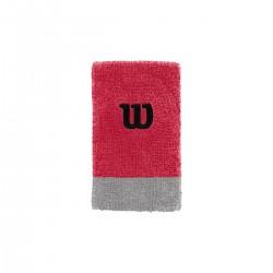 WILSON EXTRA WIDE WRISTBAND Infrared/All OSFA uzroce