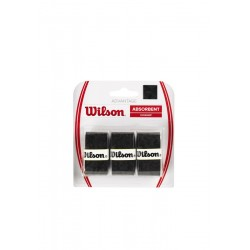 WILSON ADVANTAGE OVERGRIP melns 3gb./iep.