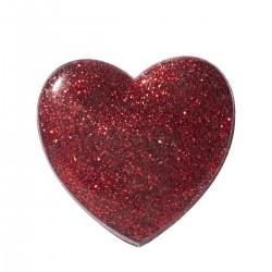 BOWL O FUN YELLOW RED HEART