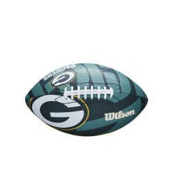 WILSON amerikāņu futbola NFL TEAM LOGO GREEN BAY PACKERS Junior