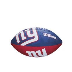 WILSON amerikāņu futbola  NFL TEAM LOGO NEW YORK GIANTS   Junior