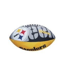 WILSON amerikāņu futbola NFL TEAM LOGO PT STEELERS Junior