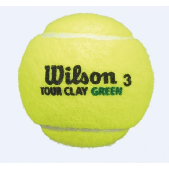 WILSON TOUR CLAY ( 4 BUMBU TUBS )